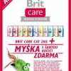 Brit Care Cat - dárek k 2 kg balení
