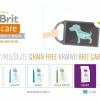 HbbTV - screenshot microsite Brit Care