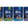 Brit Premium Cat Pouches_celá řada
