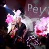 Live vokály zpěváka Peytona