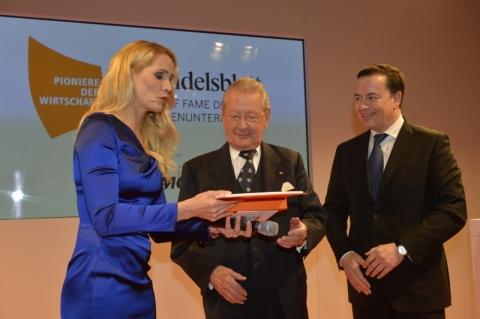 Handelsblatt - Hall of Fame der Familienunternehmen