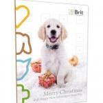 Brit - Adentní kalendář pro psy
