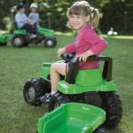 Dětský traktor VIKING - 2 057 Kč