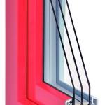 Okenní profil s dekorační fólií VEKA Softline 82 - cena u prodejce